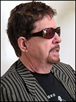 author interview: Tom Robbins